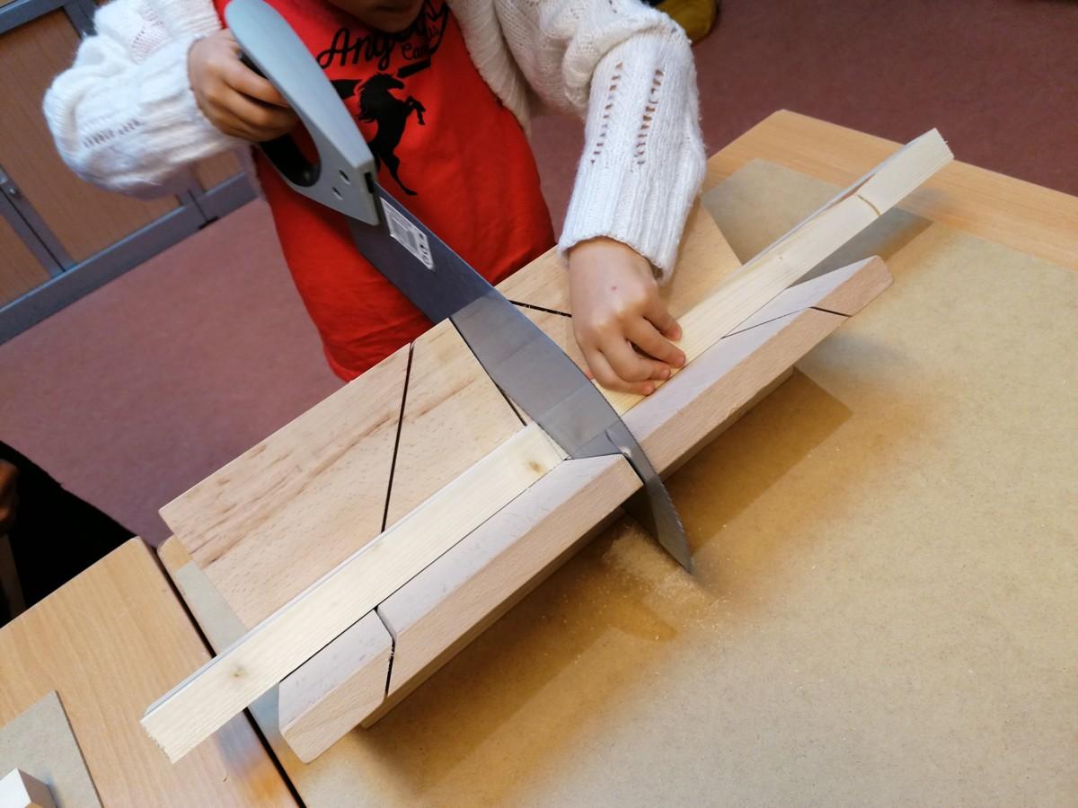Atelier «Au fil du bois»