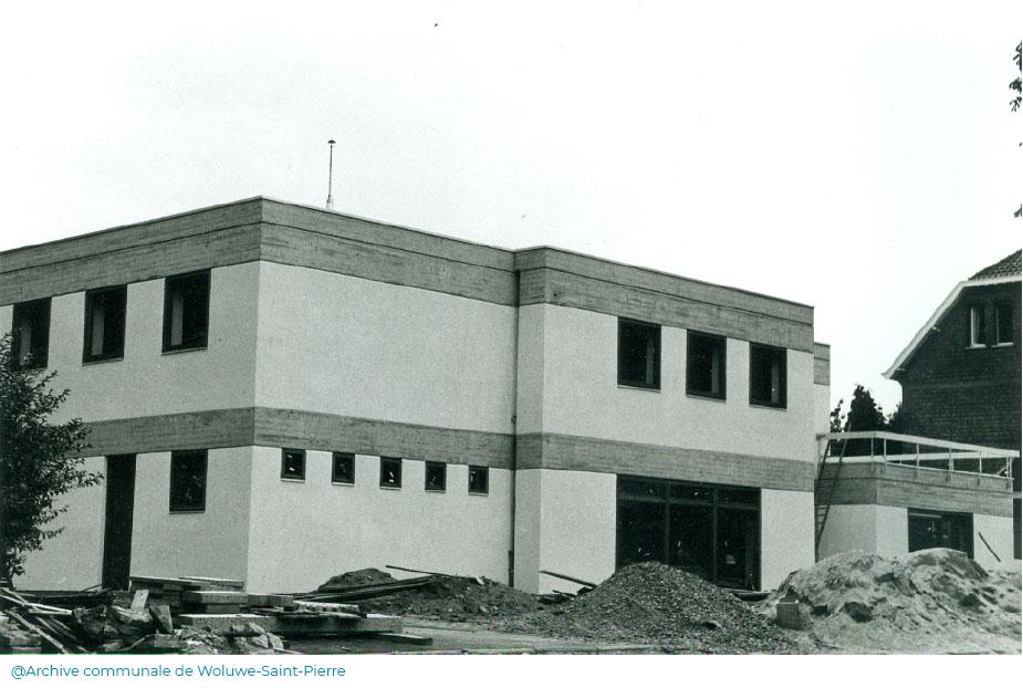 Inauguration des nouveaux locaux du Centre Communautaire du Chant d'Oiseau